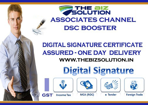 Digital Signature Certificate Class 2 – Class 3 – DGFT – dsc in
